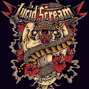 Lucid Scream CD cover