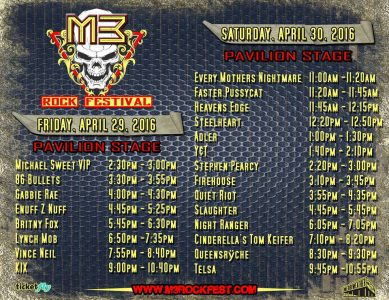 M3 Rock Festival