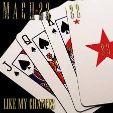Mach 22 CD cover