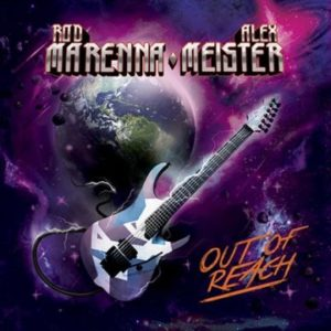 Marenna-Meister – 'Out of Reach' (September 28, 2020)