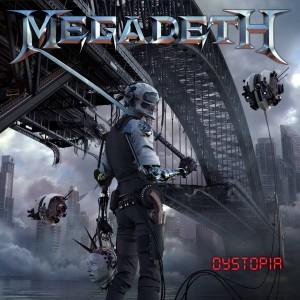 Megadeth CD cover