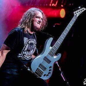 Megadeth bassist David Ellefson Interview