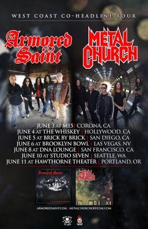 Metal Church poster