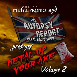 Metal Up Your Axe CD cover