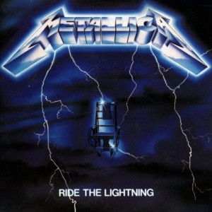 Metallica CD cover