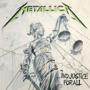 Metallica – '…And Justice For All' – 30th year anniversary editions (Nov. 2, 2018)