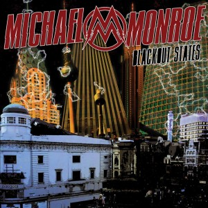 Michael Monroe CD cover