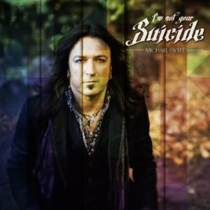 Michael Sweet CD cover