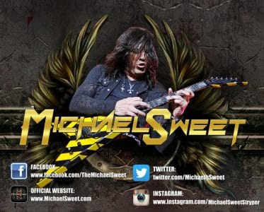 Michael Sweet photo