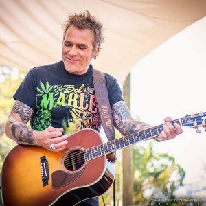 Mike Tramp live at the Monsters of Rock Cruise Concert Review