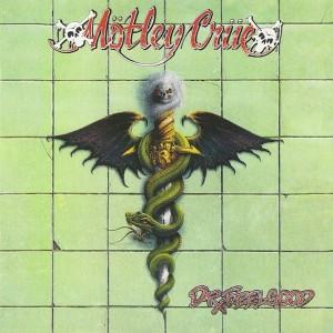 Motley Crue CD cover