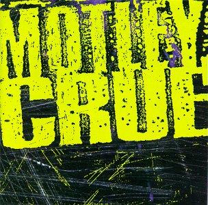 Motley Crue Motley Crue CD cover