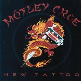 Motley Crue New Tattoo CD cover