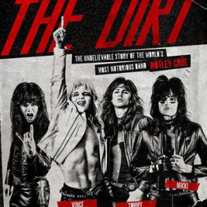 Mötley Crüe release 'Behind the scenes' in studio video footage for 'The Dirt' sessions