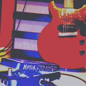 Motor City Madness album cover