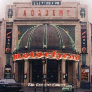 Motörhead: 'Live At Brixton Academy'