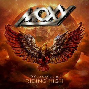 Moxy album cover