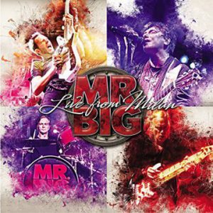 Mr. Big – 'Live From Milan' (July 13, 2018)