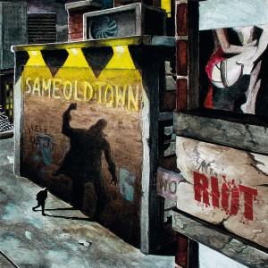 Mr. Riot CD cover