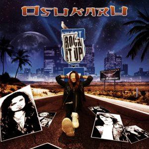 Osukaru CD cover