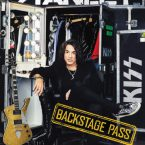 Paul Stanley: 'Backstage Pass' (book)