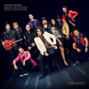 Paul Stanley's Soul Station to release debut album 'Now And Then' on March 5th