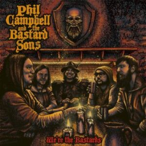 Phil Campbell and The Bastard Sons: 'We're The Bastards' (Nov. 13, 2020)
