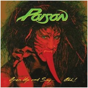 Poison CD cover