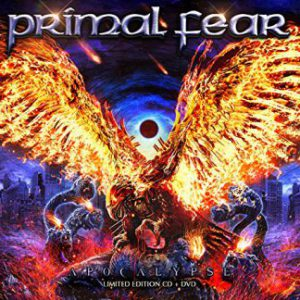 Primal Fear – 'Apocalypse' (August 10, 2018)