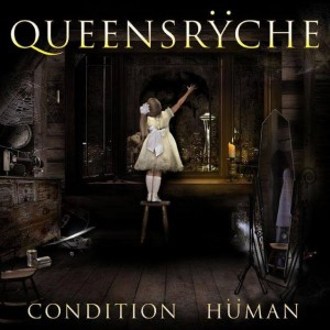 Queensryche new CD cover
