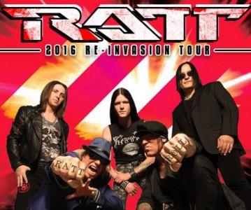 Ratt poster