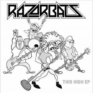 Razorbats EP cover