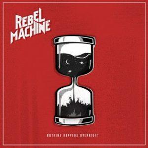 Rebel Machine album cover