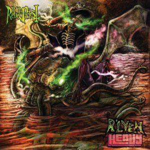 Rebel Priest – 'R'lyeh Heavy' (November 22, 2019)