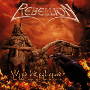 Rebellion CD cover