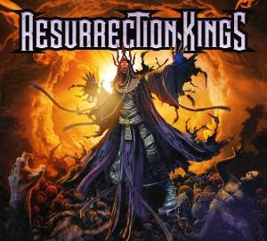 Resurrection Kings CD cover