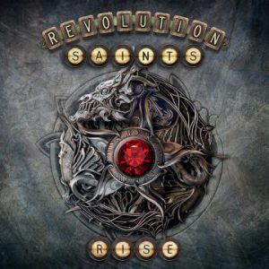 """Revolution Saints release video for track """"Price We Pay"""""""