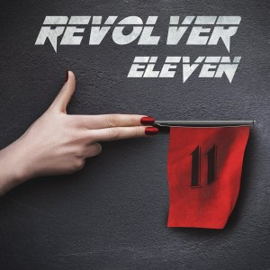 Revolver Eleven CD cover