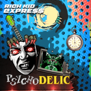 Rich Kid Express – 'Psychodelic' (October 30, 2020)