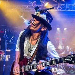 Interview with Hurricane, Diane & The Deductibles and ex-Queensrÿche guitarist Robert Sarzo
