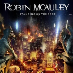 Ex-Michael Schenker Group singer Robin McAuley to release solo album 'Standing On The Edge' on May 7th