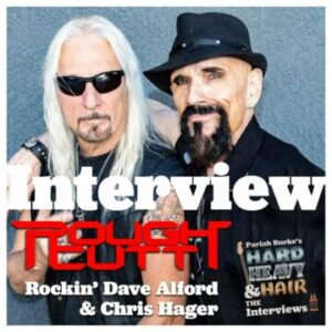 Interview with Rough Cutt guitarist Chris Hager and drummer Dave Alford