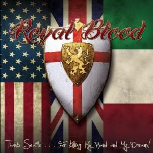 Royal Blood CD Cover