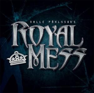 Royal Mess CD cover