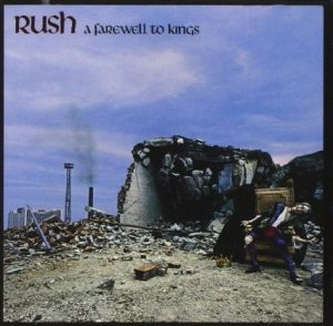 Rush CD cover