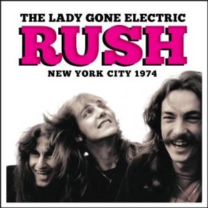 Rush CD cover