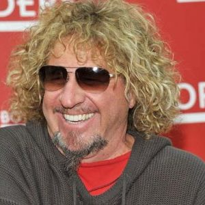 "Sammy Hagar declares that music is just art for him after having made ""gazillions of dollars"""