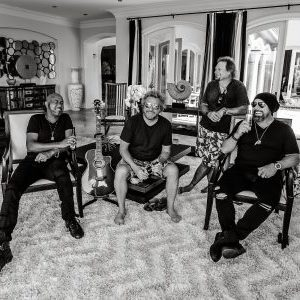 "Sammy Hagar & The Circle unleash video for song ""No Worries"""