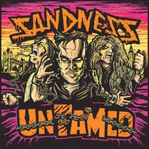 Sandness – 'Untamed' (June 14, 2019)