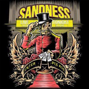 Sandness – 'Enter Please' EP (August 21, 2020)